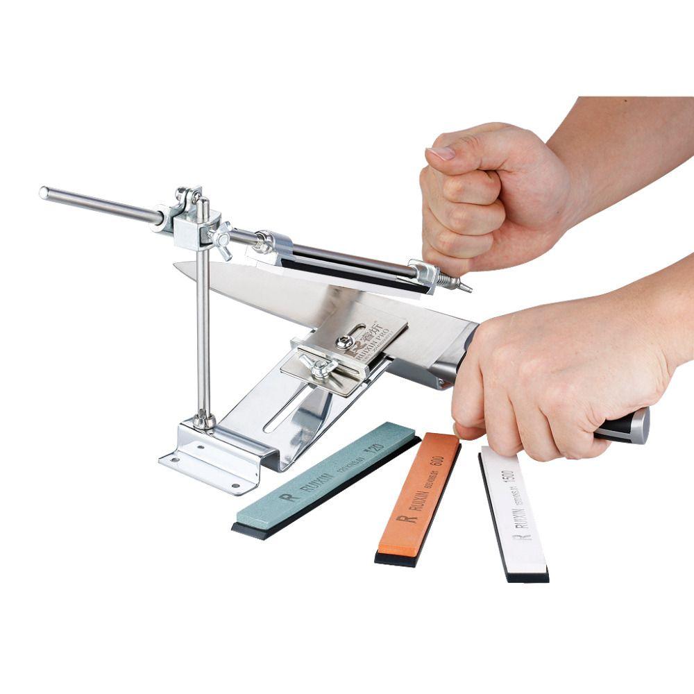 best manual knife sharpener reviews