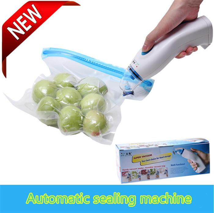 hot sale food vacuum sealer battery sealing machines plastic heating hand held vacuum food sealers oem i28 for sealer machine food jar sealer food sealer