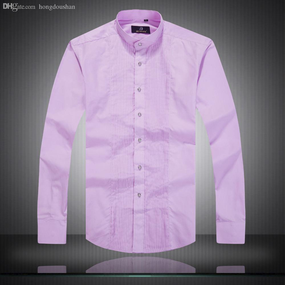 Buy cheap men 39 s casual shirts for big save wholesale new for French cuff shirts cheap