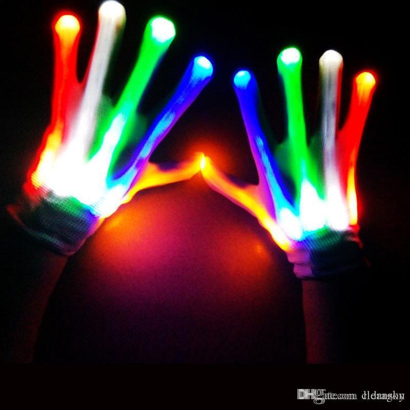 LED Glove