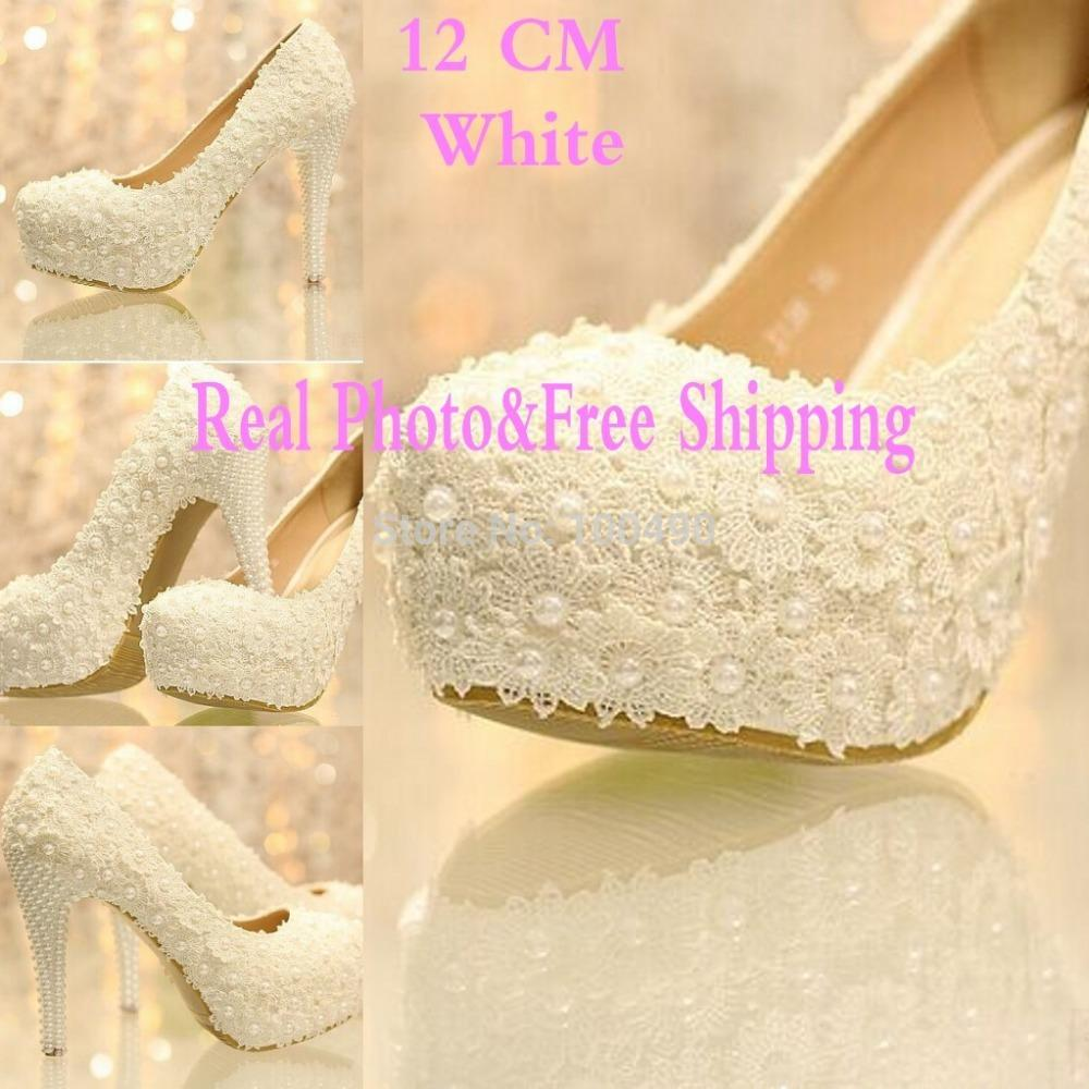 Cheap Lace Heels