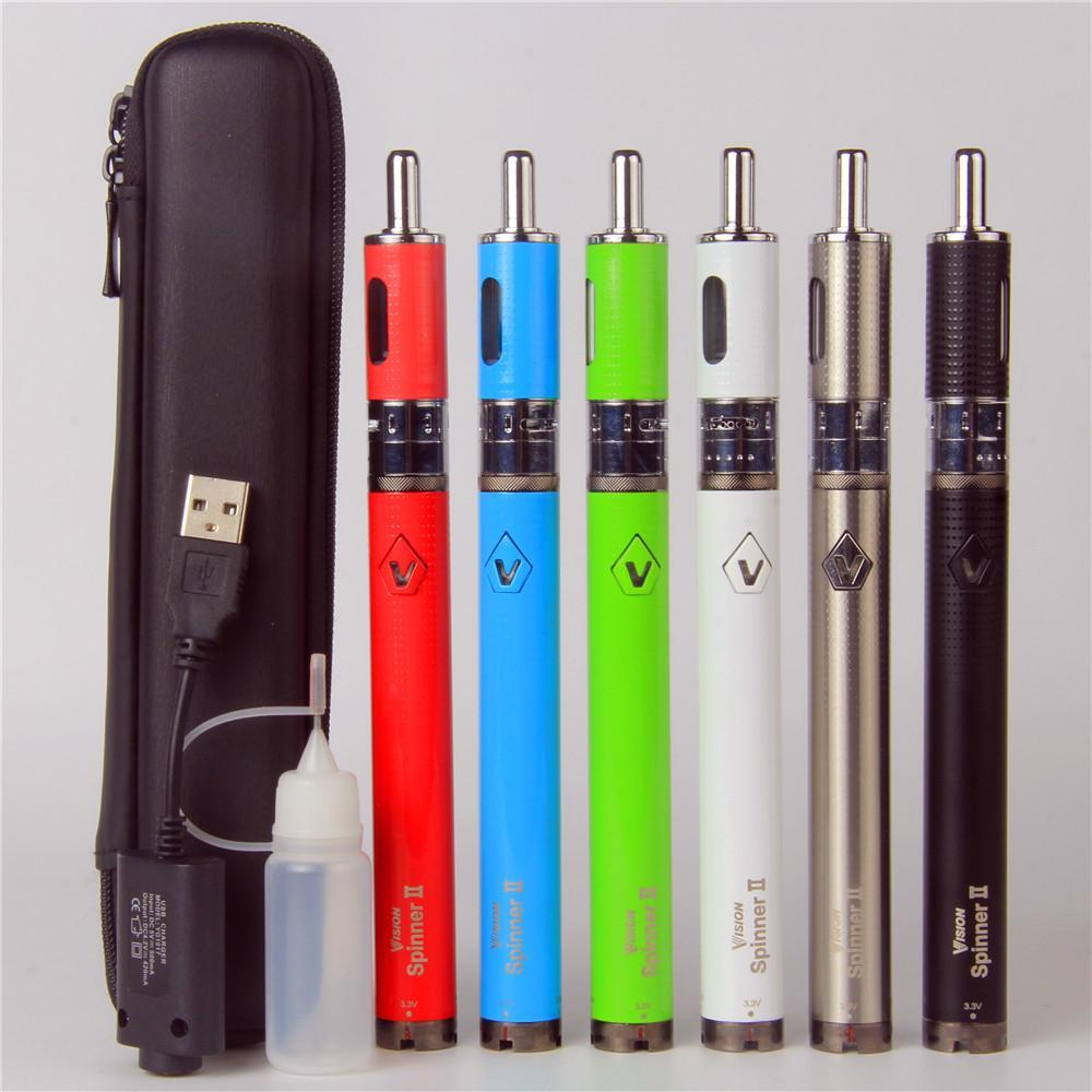 Top electronic cigarette flavors
