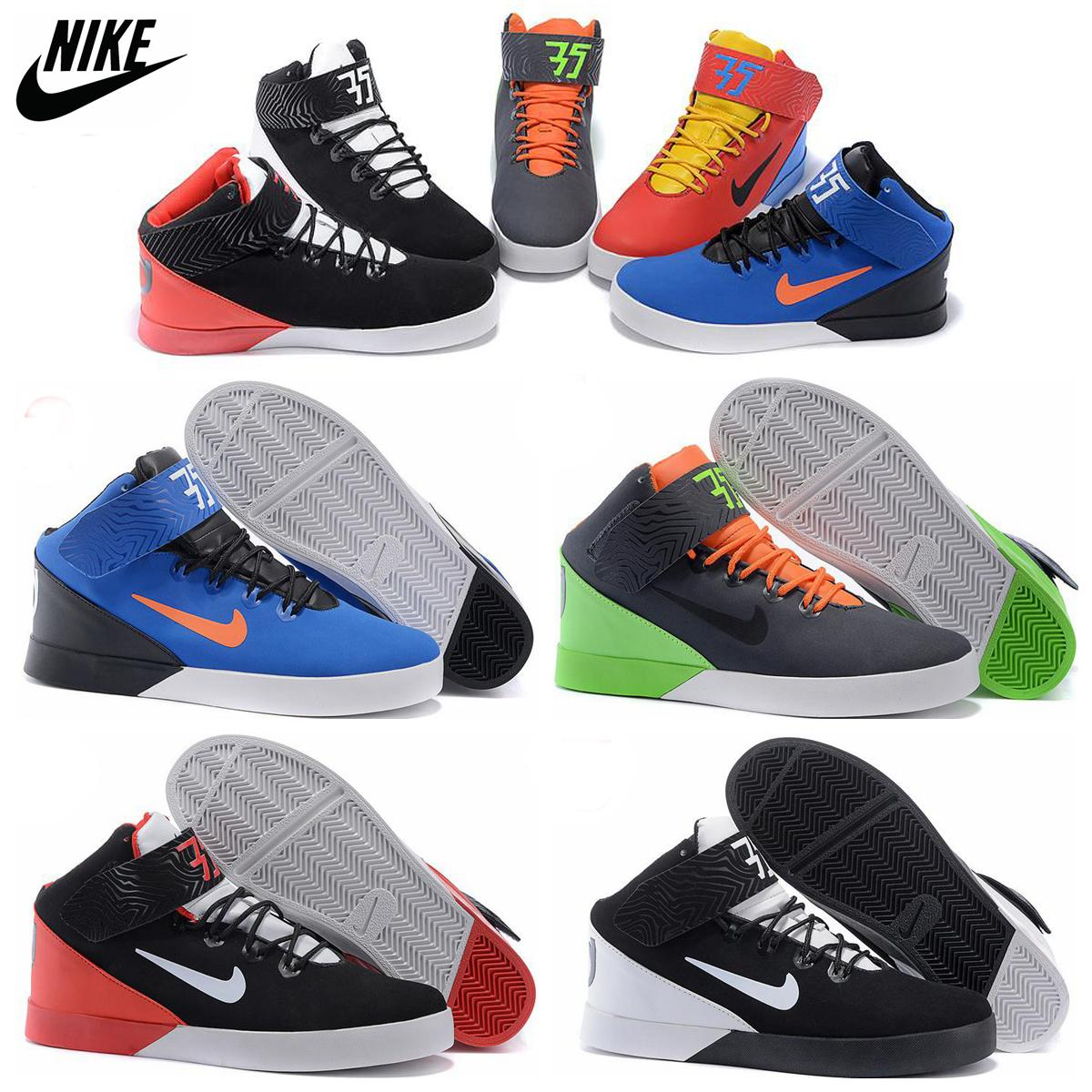 nike kd vulc casual shoes mens basketball shoes high cut
