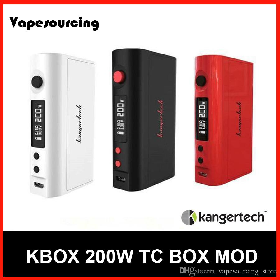 kbox mini temp control instructions