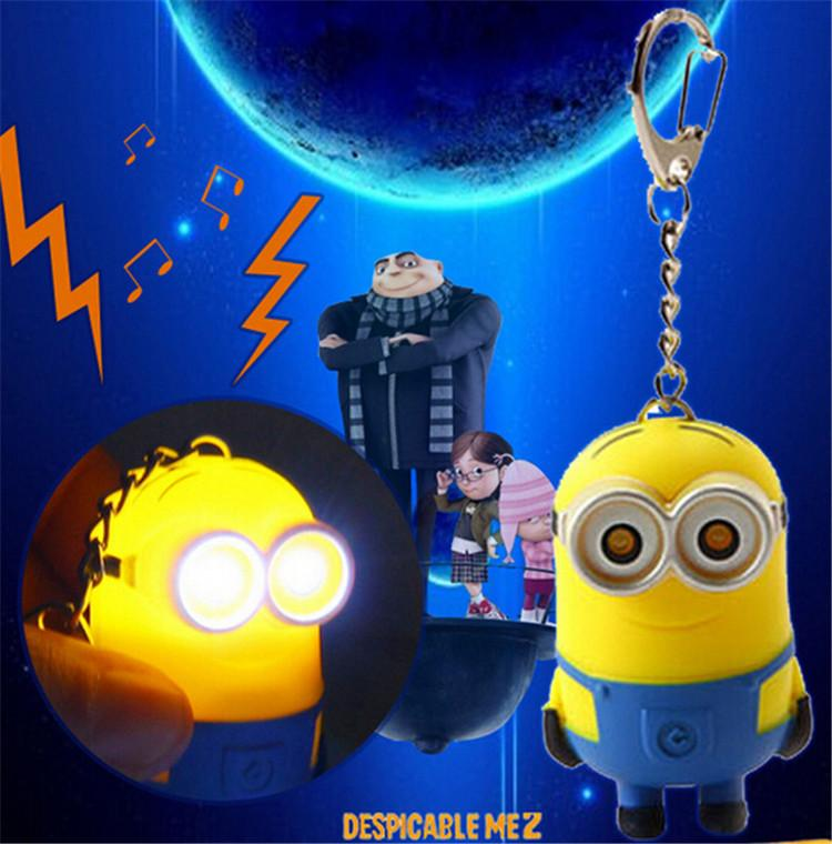 Image result for MINIONS.light key chain