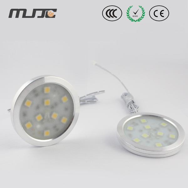 Hot Sales 12VDC Led Under Cabinet Light 1.8W SMD5050 Led Puck ...