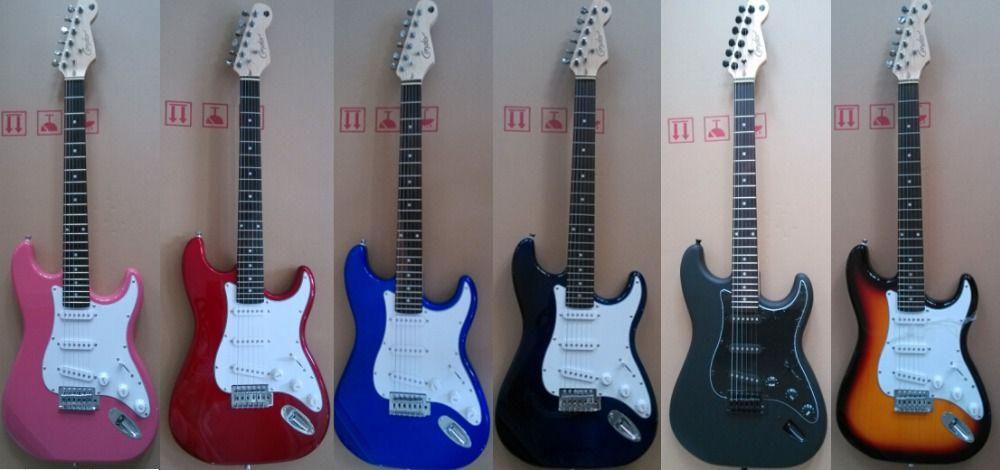 Wholesale Poplar Wood Good Quality Electric Guitar Conor Brand ...