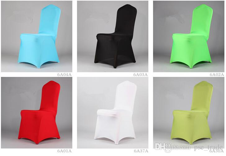 Universal White Polyester Spandex Wedding Chair Covers For  : universal white polyester spandex wedding from www.dhgate.com size 728 x 501 jpeg 25kB
