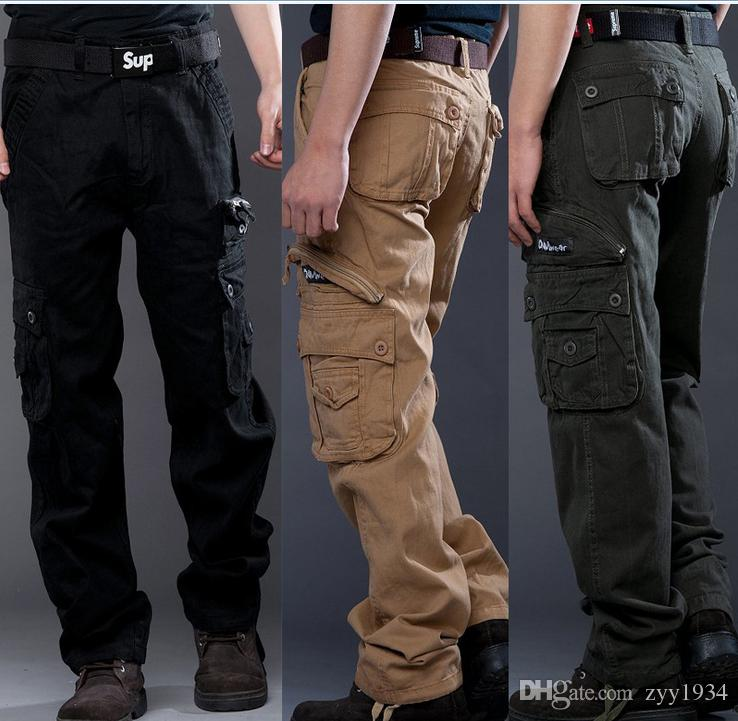 Buy Cheap Men's Pants For Big Save, 2015 Men'S Fashion Cargo Pants ...