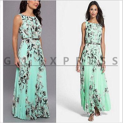 New Arrival Women Summer Dresses Boho Long Maxi Sundress Evening ...