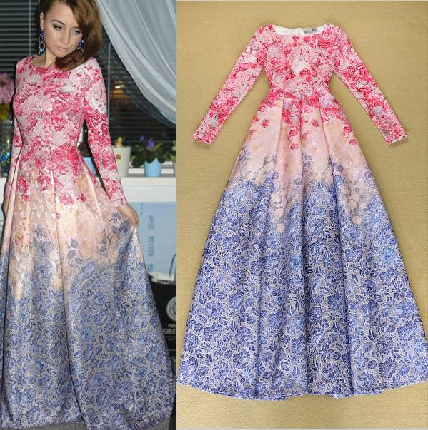 Maxi dresses sleeves online