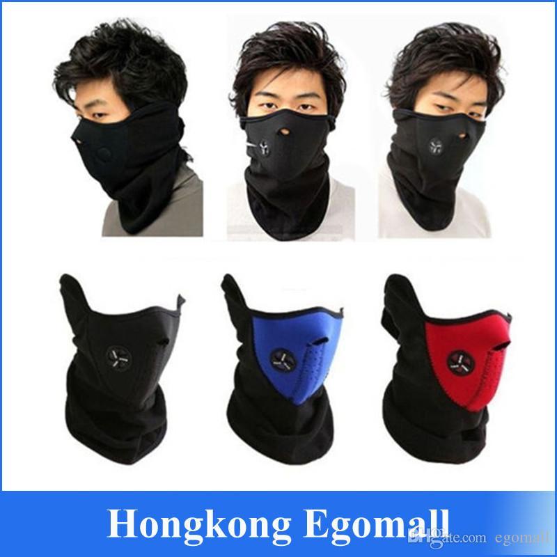 Hot Sale New Neoprene Winter Warm Neck Half Face Mask Windproof Veil Sport Snow Bike Motorcycle Ski Guard