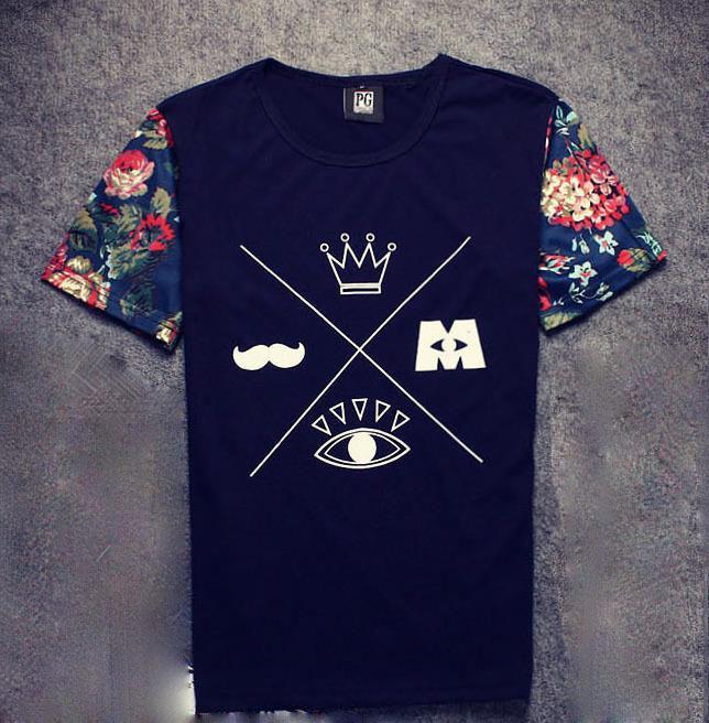2015 men hip hop fashion men urban clothing swag harajuku for Urban streetwear t shirts