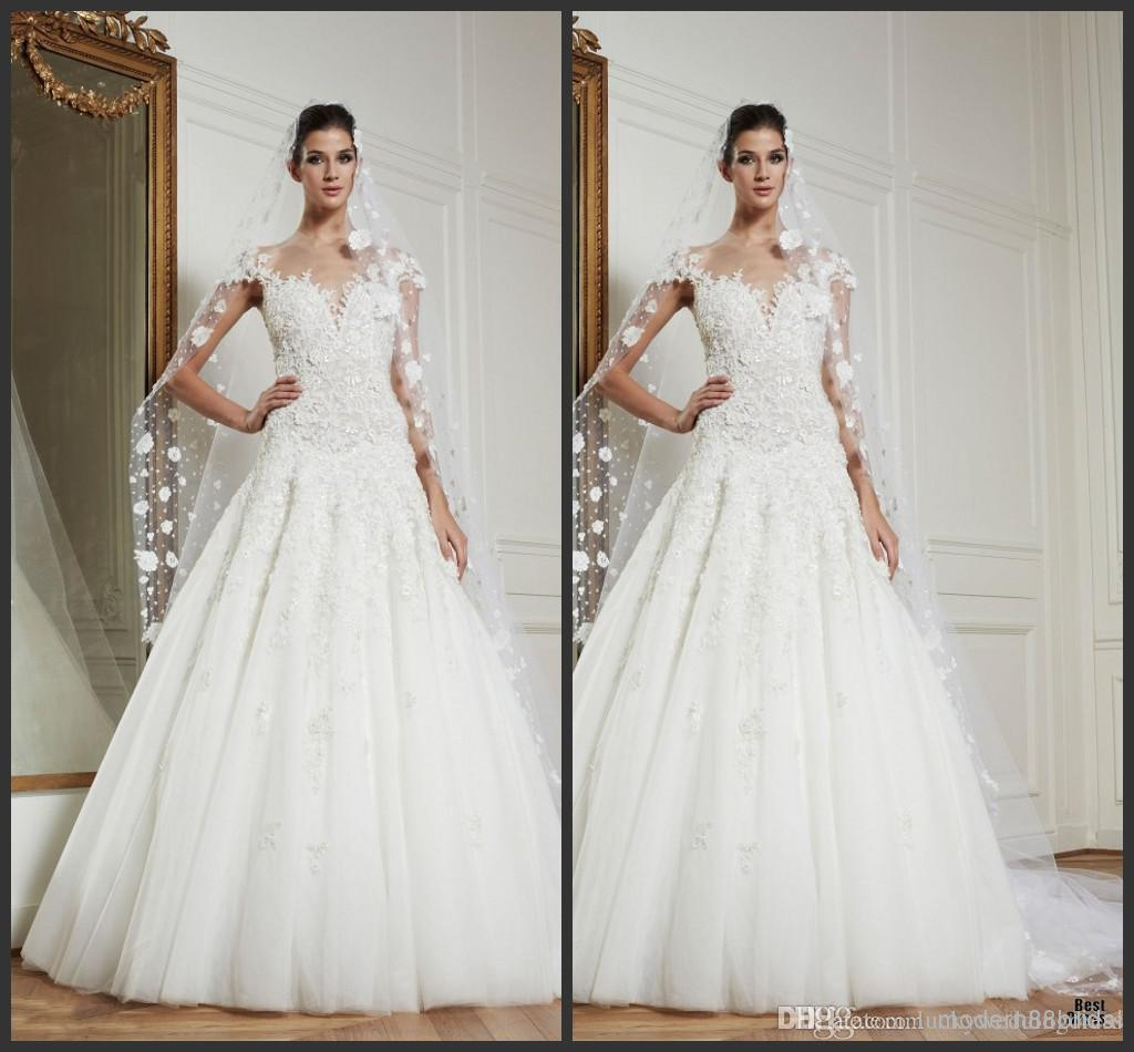 Zuhair Murad Wedding Dresses 2016 Cost 39