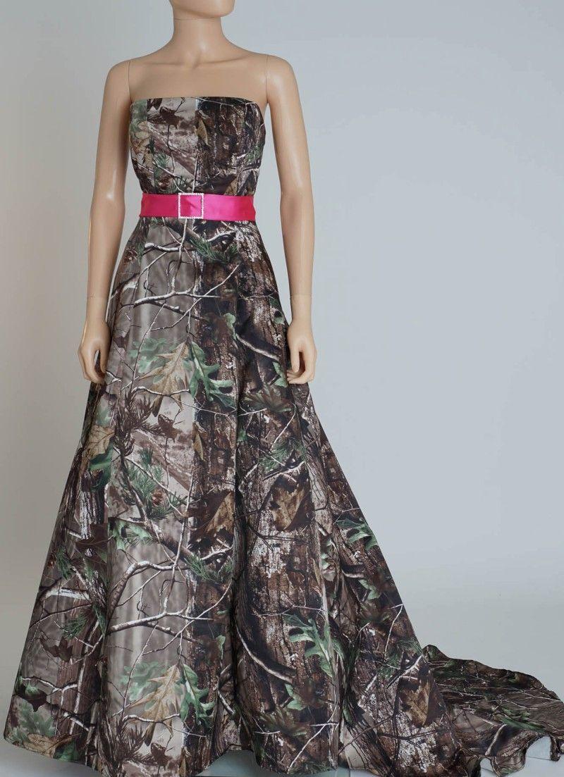 Outstanding Mossy Oak Camo Wedding Dress Illustration - All Wedding ...
