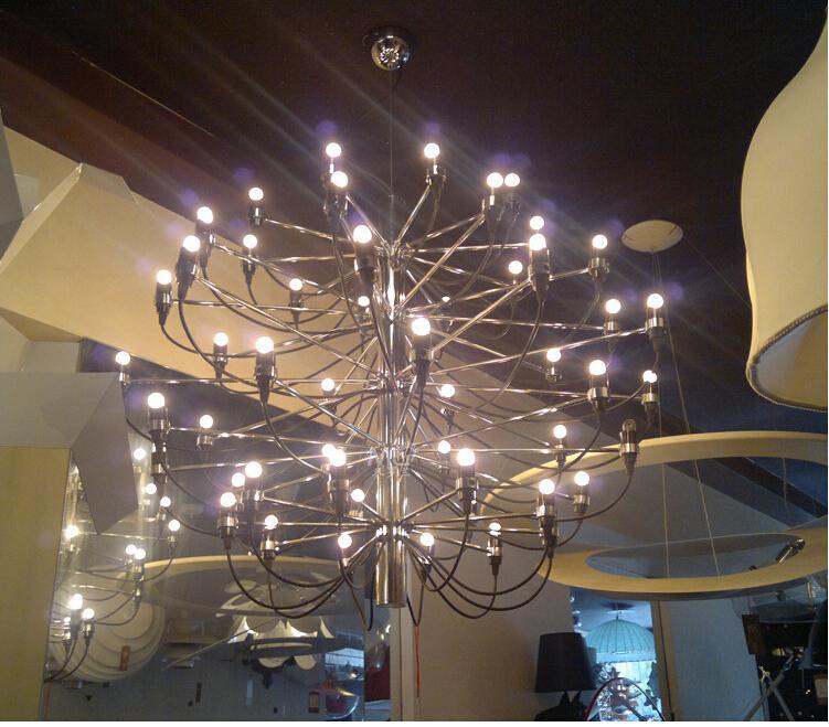 CAN CAN pendelleuchte designer Marcel Wanders ornamente lila