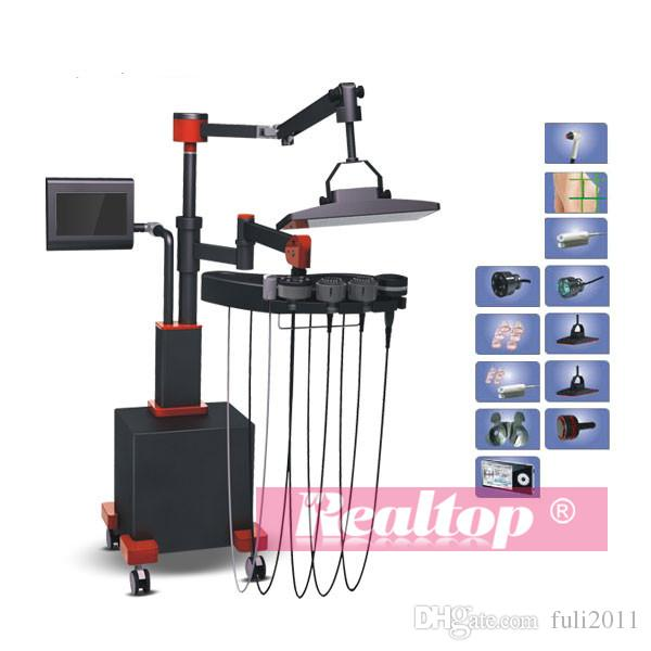 Machine for breast enlargement