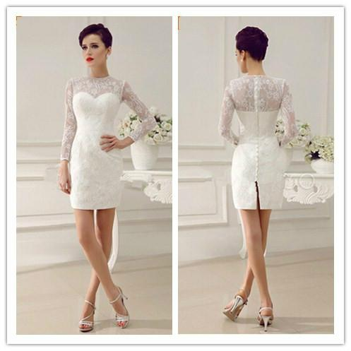 white long sleeve dress under 50   ivo hoogveld