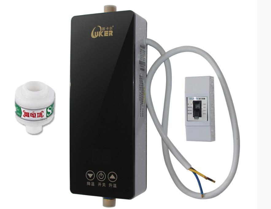Induction Water Heater ~ Online cheap electric shower induction heater