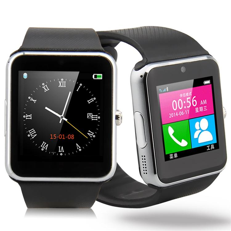 Gt08 Smart Watch Smartwatch For Iphone Samsung Htc Xiaomi ...