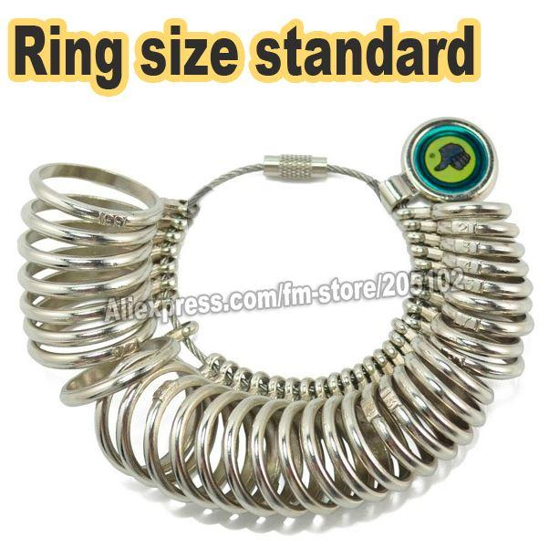 Discount Ring Size Measurement Tool   2017 Finger Ring Size ...