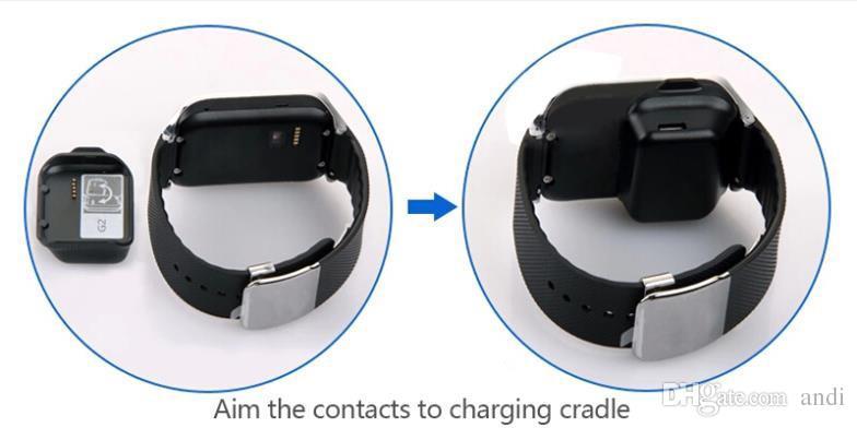 Bluetooth Smart Watch Wearable D Smartwatch Mtk6260 Wrist ...