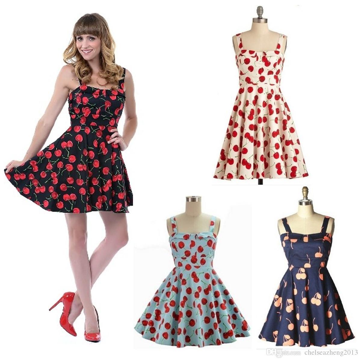 Vintage Like Dresses