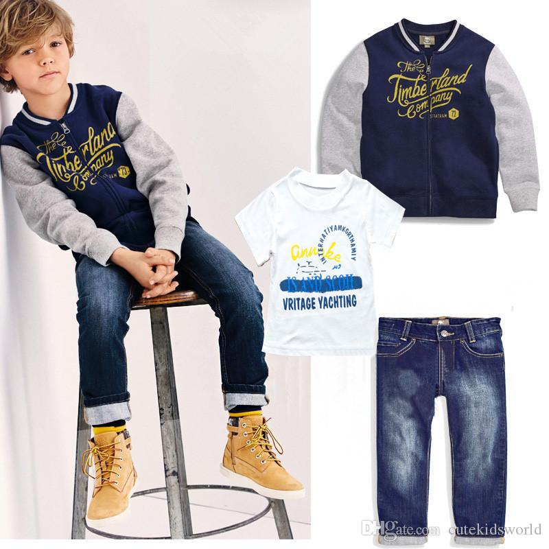 Cheap Kids Clothes Boy Jacket Jeans | Free Shipping Kids Clothes ...
