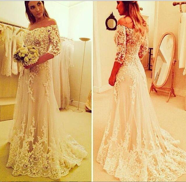 Yellow Lace Wedding Dress – fashion dresses 6e05237ee8cc