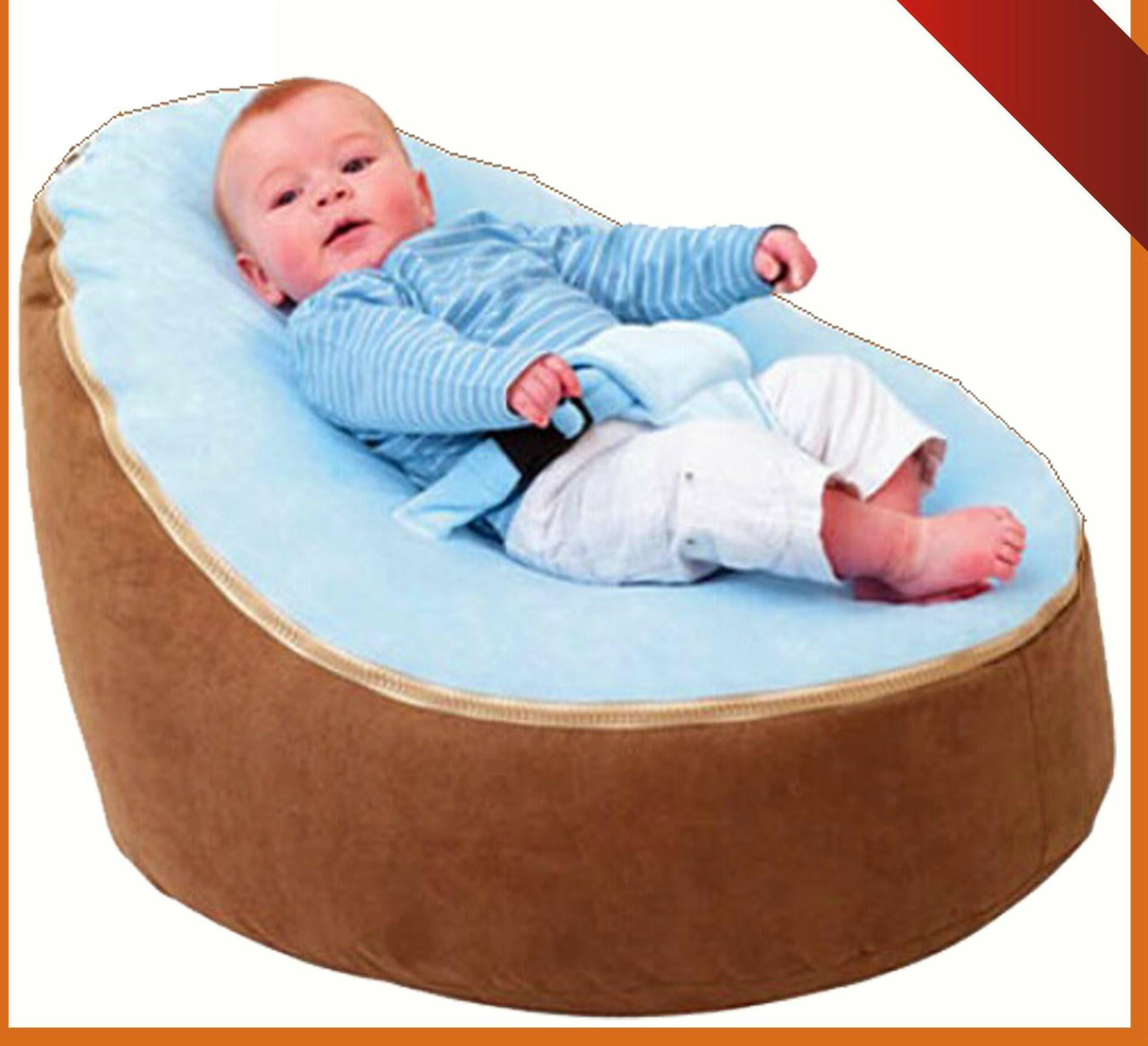 Baby bed online shopping - Free Shipping Fashion Baby Cribs Baby Bean Bag Children S Nursery Bedding Travel Safety Nursing Bed Chair