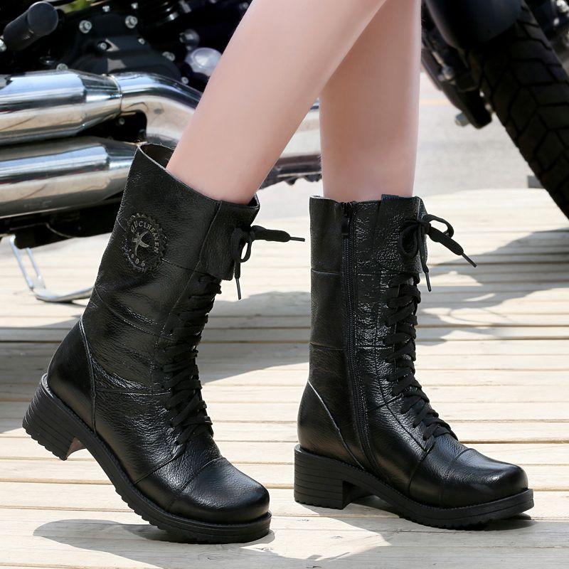 Shop Newest Arrivals Women Boot Ladies High Cut Boots Women Heels ...