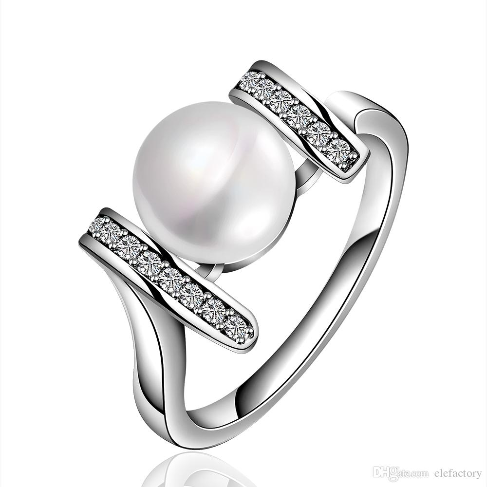 2017 cheap price gorgeous silver plated synthetic