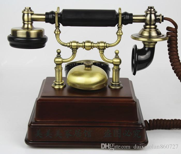 product wood fashion vintage old telephone antique
