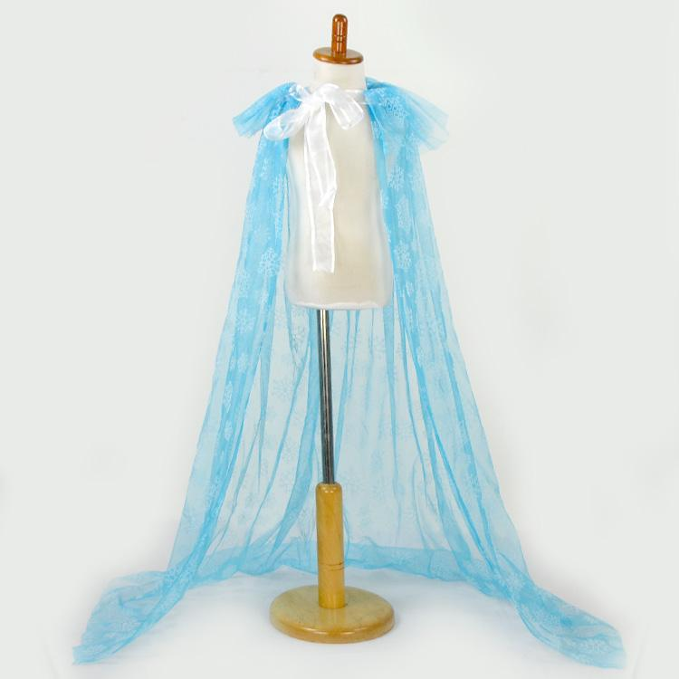 Накидка из тюли для принцессы своими руками