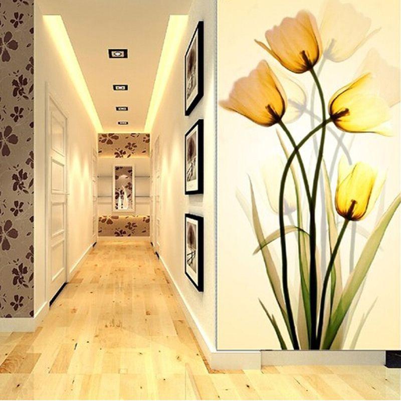Enjoyable Custom Mural Wall Paper Simple European 3D Stereoscopic Wallpaper Inspirational Interior Design Netriciaus