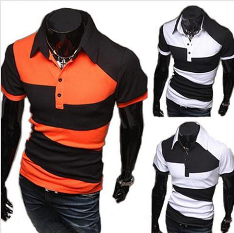 Mens t shirts 2015 spring casual mens clothing brand for Designer t shirts brands