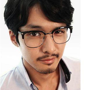 2017 wholesale europe style y9580 glasses box eyeglasses frame rimless mens fashion large frame rivet eye box men from juaner 2453 dhgatecom