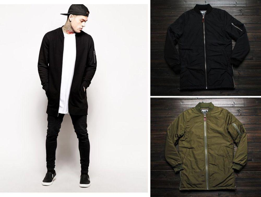 Fall Fashion Extreme Winter Coats Mens Designer Clothes Men Urban