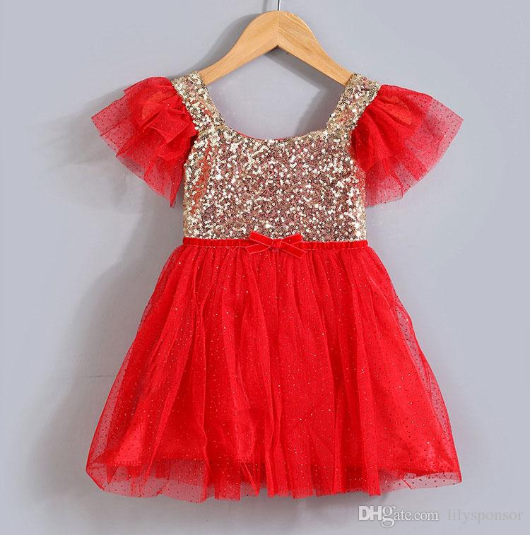2016 Fashion Spring Summer Baby Girl Clothes Colors Kids Baby ...