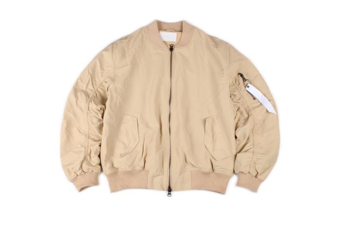 Fleece Flight Jacket