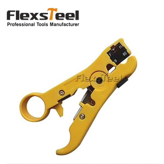 2017 Flexsteel Wire Terminal Crimper Electrician\'S Tool Utp/Stp ...