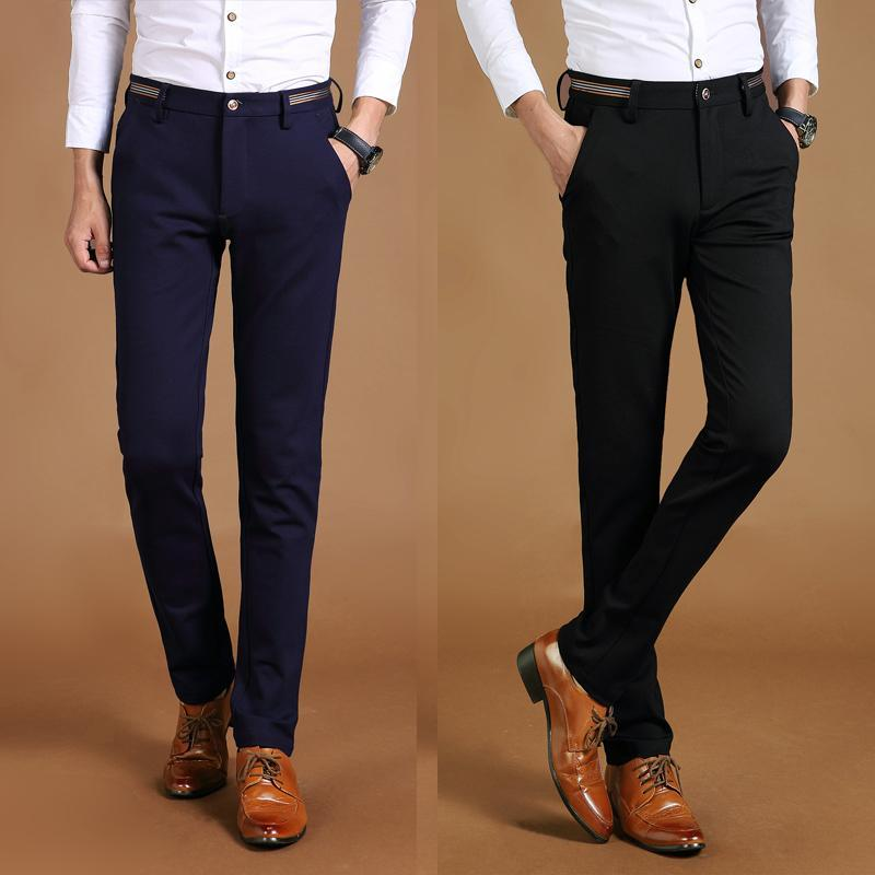 2017 Autumn Winter Suit Pants Men 2015 New Dress Pants Business ...