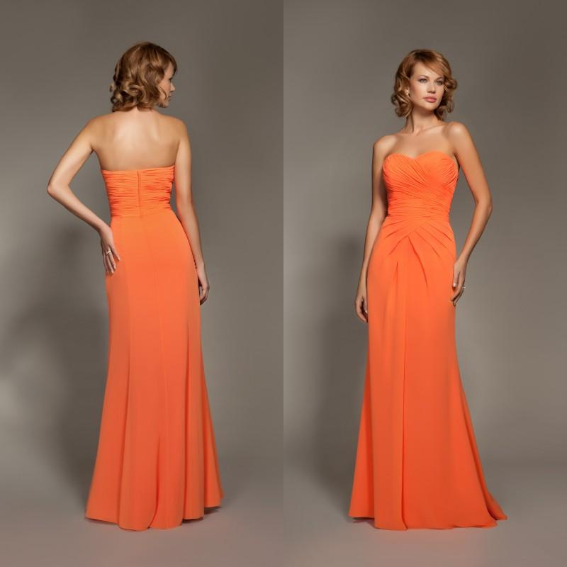 Cheap Bridesmaid Dresses Orange County - Amore Wedding Dresses