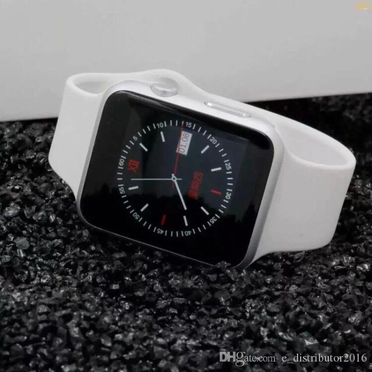 Smart Watch MTK2502C Iwo Apple Watch Bluetooth Smartwatch ...