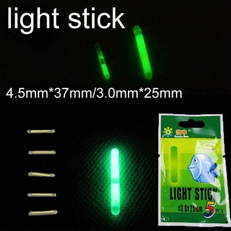 Fishing light sticks for Fishing glow sticks