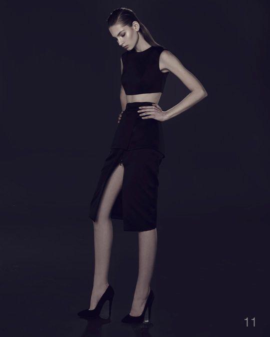Ashi Studio Evening Dresses 2015 New Arrive Two Pieces