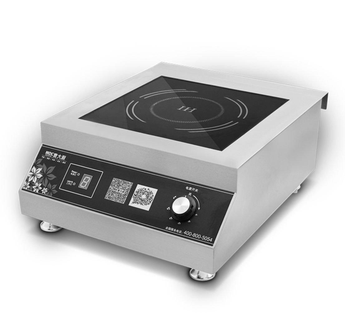 2017 Mdc 5000w 220v Commercial Electric Induction Cooktop ...