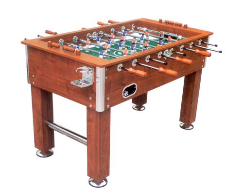 wood products toy foosball table soccet table 5 inch