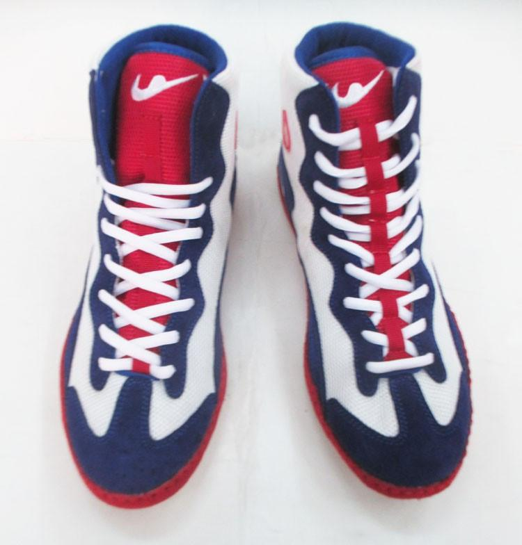 2017 2015 New Arrival Big Brand Rare Men Olympic Wrestling Shoes ...
