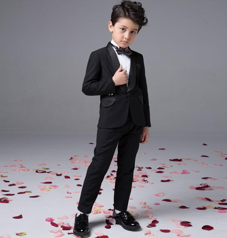 Boys Tuxedo Packages Why rent a boys tuxedo for triple the price when you can preview and find a stylish, brand-new, high-quality boys tuxedo with us? We have all different styles and fabrics to choose from, and enough accessories for you to pull any specific tuxedo ensemble off for your little one.
